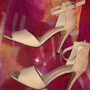 Aldo strappy sandal heel